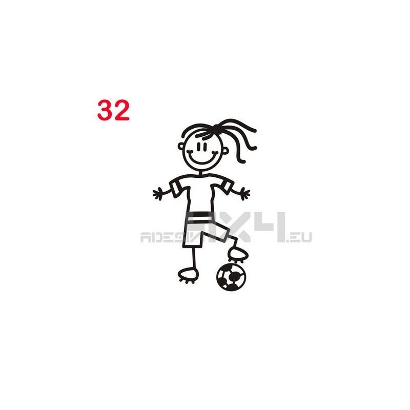 adesivo family 32