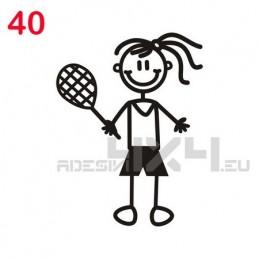 adesivo family 40