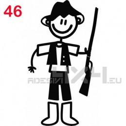 adesivo family 46