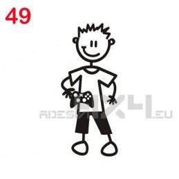 adesivo family 49