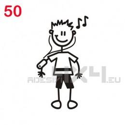 adesivo family 50