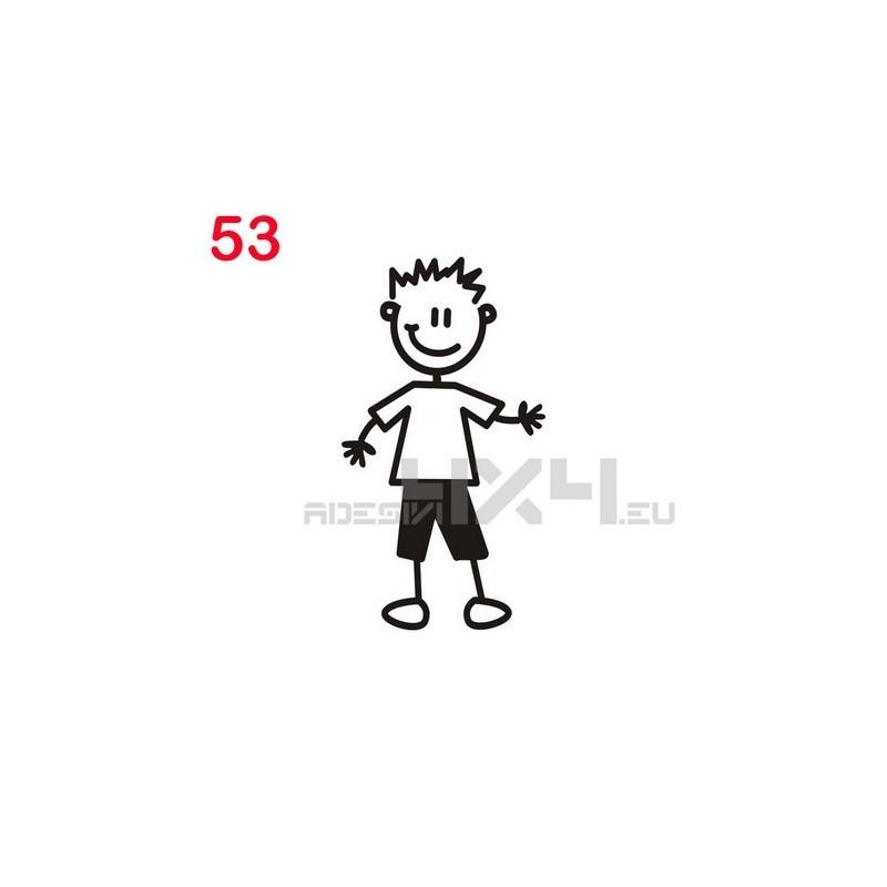 adesivo family 53