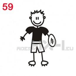 adesivo family 59