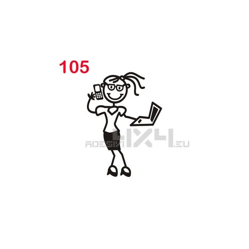 adesivo family 105