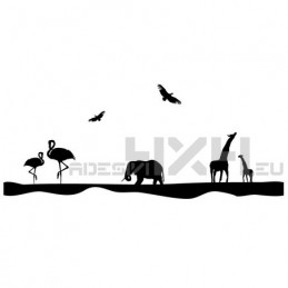 Adesivo africa savana