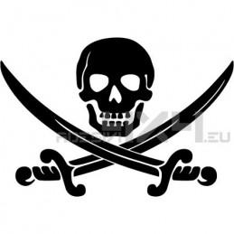 Adesivo pirati mod.c XL