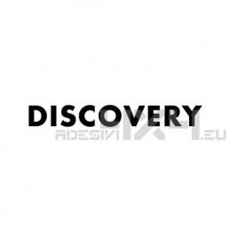 Adesivo DISCOVERY scritta