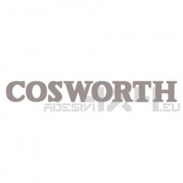 Adesivo FORD scritta cosworth