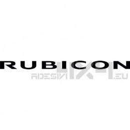 Adesivo jeep Rubicon