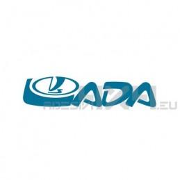 adesivo LADA logo scritta