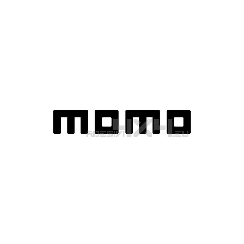 Adesivo logo momo