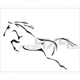 Adesivo cavallo mod.c