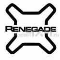 Adesivo jeep logo RENEGADE