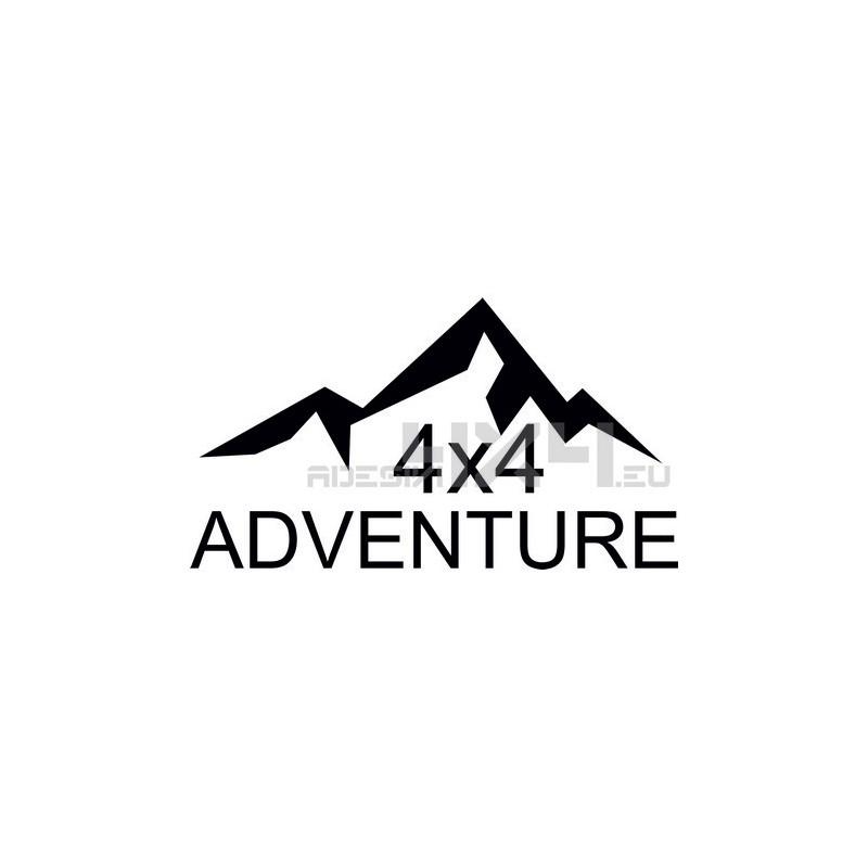 Adesivo montagne 4x4 adeventure mod01