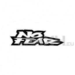 Adesivo NO FEAR mod.b