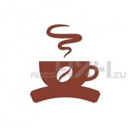 Adesivo tazzina caffe
