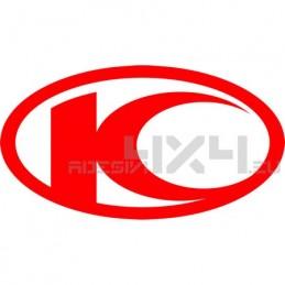 Adesivo Kymco logo
