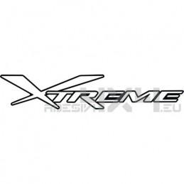Adesivo logo XTREME