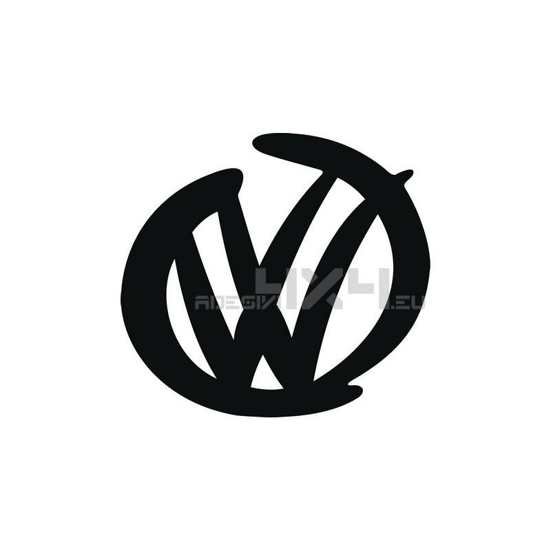 Adesivo VW club