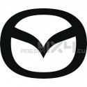 Adesivo logo mazda