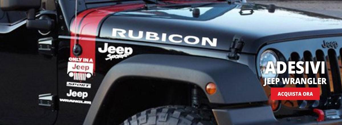 adesivi jeep